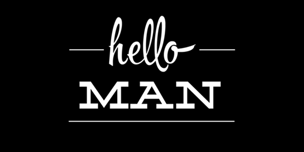 Hello Man. Cool stuff for guys